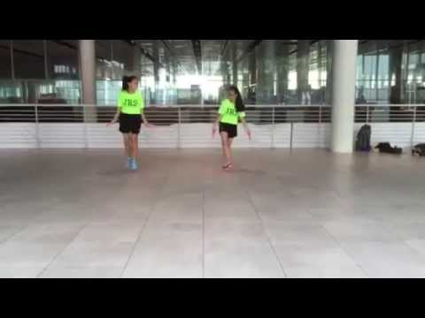 Jump Rope Singapore Pair Creative