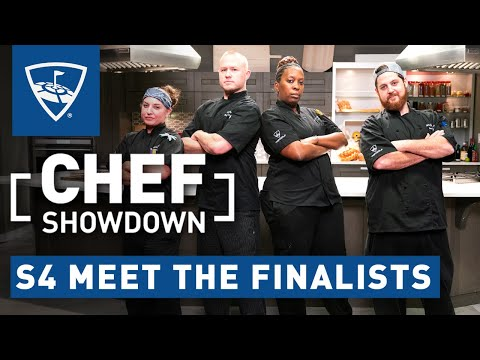 Chef Showdown | Season 4: Episode 5 Meet the Finalists | Topgolf