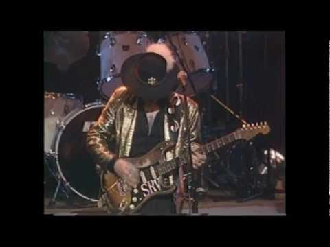 Stevie Ray Vaughn and Double Trouble