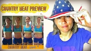 **NEW** Country Heat Workout: Giddy Up