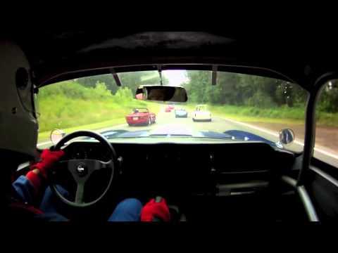 Jaguar E Type 2012 Racing Season