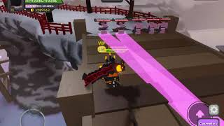 Roblox dungeon quest samurai palace NIGHTMARE HARDCORE SOLO MODE