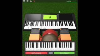 lux Aeterna - Requiem per un sogno da: Clint Mansell su un pianoforte ROBLOX. [Marioverehrer disposizione]