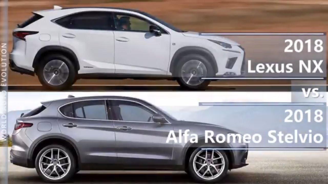 Lexus Nx Vs Rx >> Cargo Space Lexus Nx All Car Brands Specs