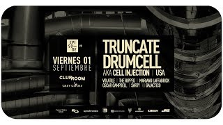 Drumcell + Truncate (Audio Injection) a.k.a Cell Injection