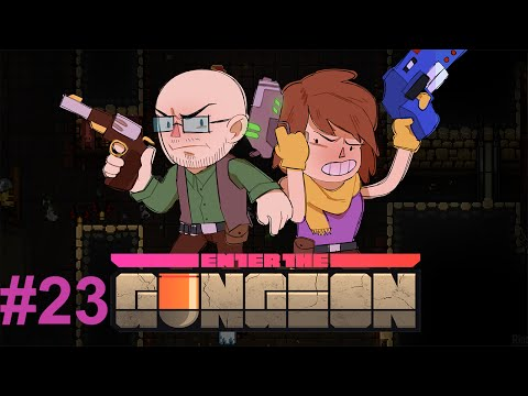 Enter the Gungeon Co-op with Northernlion [Episode 23] Secret Ending?