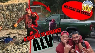 A QUE NO TE ATREVES ALV  | soyFranciscoALV FT Malcria2TV