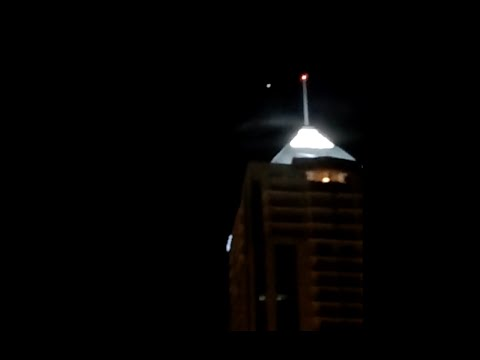UFO Sighting above Westin Virginia Beach Town Center - FindingUFO