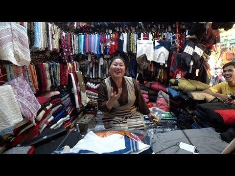 Tibetan Market & Temple Tour // Delhi