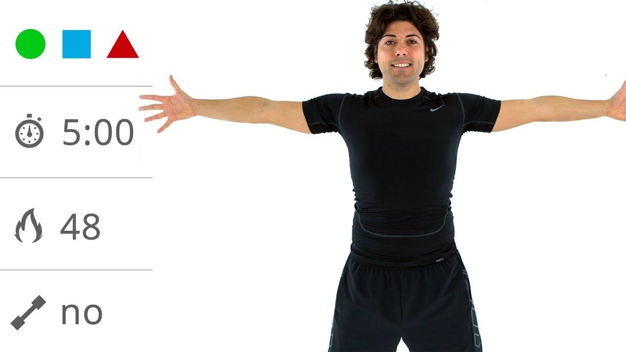 Impacto Training Calendario.Esercizi Di Functional Training Ad Alta Intensita