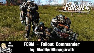 Fallout 4 Mod Showcase: FCOM - Fallout Commander