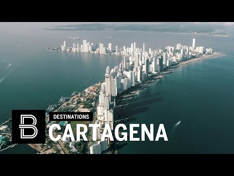 Let's Go: Cartagena