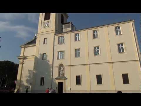 Wiedeń, Kahlenberg, kościół z zewnątrz