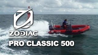 Zodiac Pro Classic 500 | Rigid Inflatable Boats (RIB)
