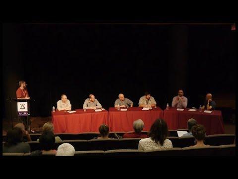 Panel Discussion  Oliver Crisp, Chris Date, David I.B., Robin Parry, James Spiegel, Jerry Walls