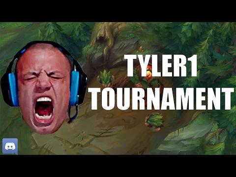 TYLER1 TOURNAMENT