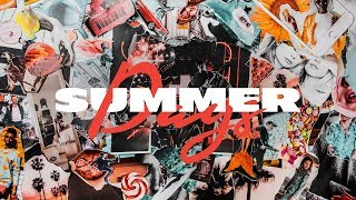Martin Garrix feat. Macklemore & Patrick Stump of Fall Out Boy - Summer Days (Lyric)