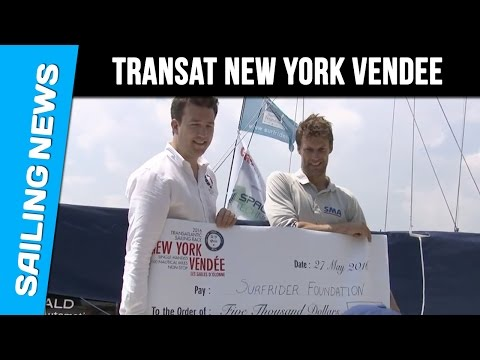 New York Vendée Race - Currency House Charity