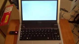 Dell Mini 9 Booting OSX Leopard 10.5.6 From USB Thumb Drive
