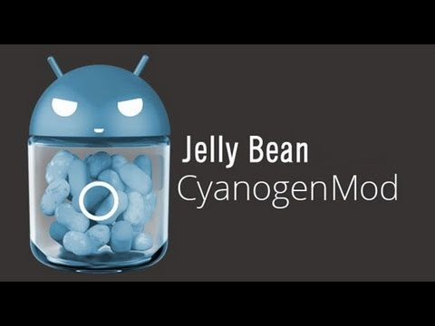 CM10 4.1.1 Jelly Bean On The HP Touchpad! [Latest Version] [ROM Review]