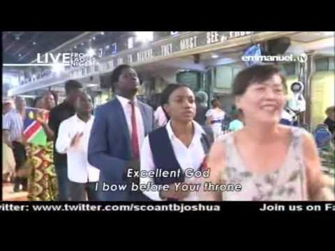 SCOAN Live Service  06 11 2016  Mass Prayer by Wise Man Daniel  Video 9 of 10