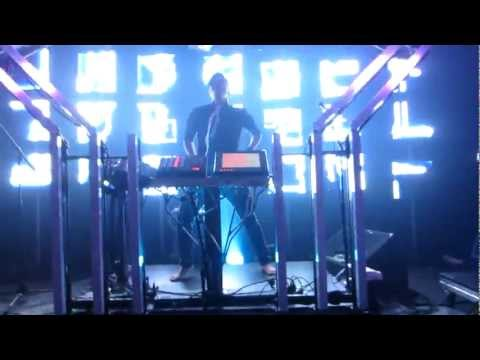 "The Glitch Mob - ""Derezzed"" (Live at the Magic Stick) HD"
