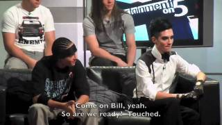 Perverted Moments of Tokio Hotel II Part 7