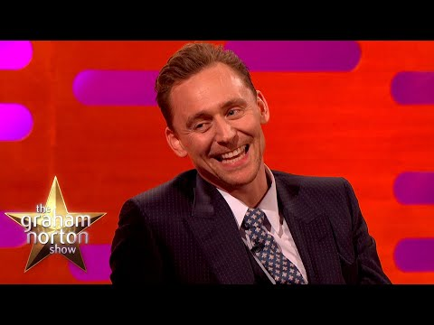 The BEST of 'Loki' Tom Hiddleston | The Graham Norton Show