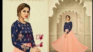 Latest Party Wear Designer Kurti || Anarkali  Kurtis || Long Kurtis Online || Trendy kurtis