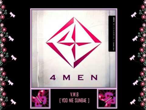 4MEN- YOU'RE MY LIGHT [AUDIO]