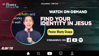 Online Youth Service   For You Page: Identity & Acceptance   Pastor Marty Ocaya