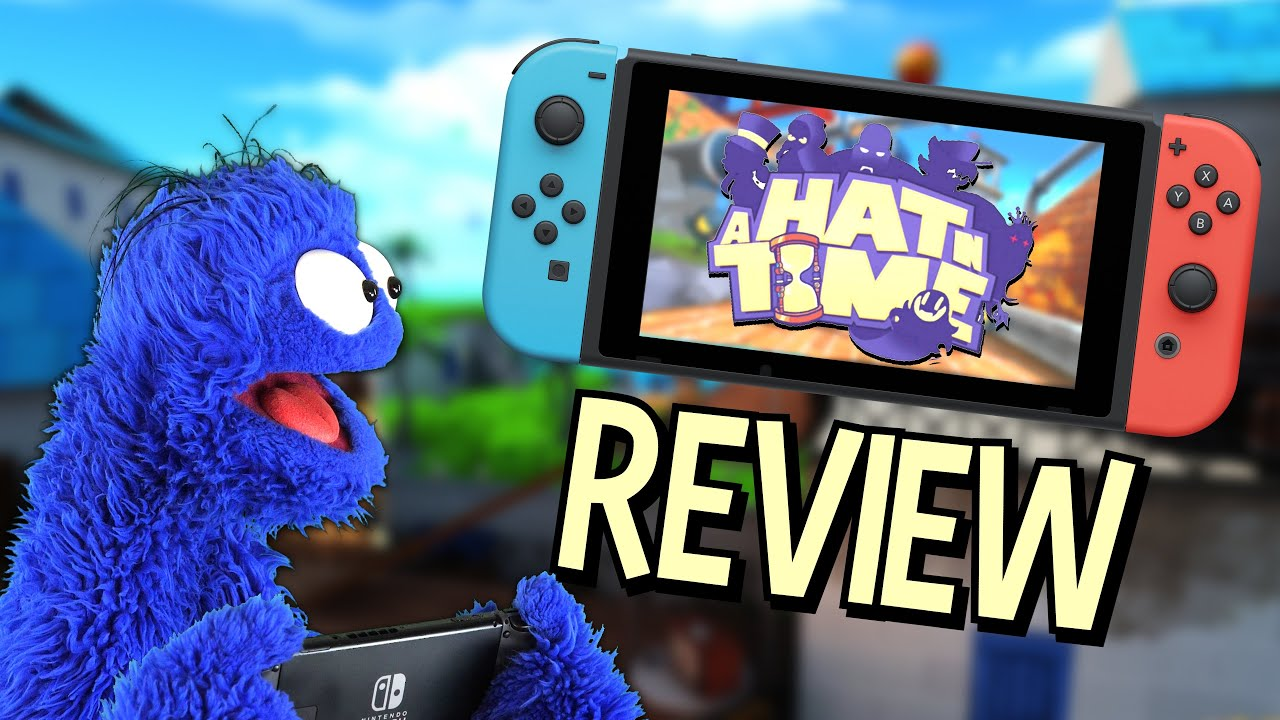 3D Hatformer | A Hat in Time (Switch) Review (Video Game Video Review)