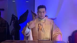 Eucaristía a nuestra Virgen Maria/ Sandra Parra Sanación Interior