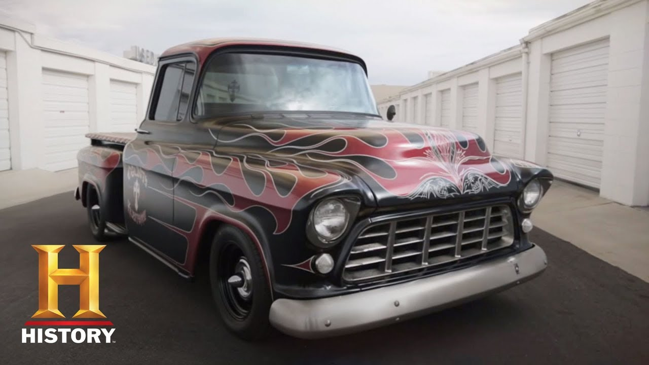 Counting Cars: Bonus: Danny's Old Truck   History
