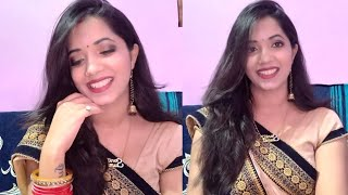 Indian party glam makeup tutorial in hindi | step by step makeup  for beginners | Beauty Mirror