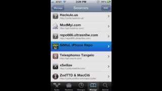How To Get Free Music On Your iPhone 3G, 3GS, 4, 4S, 5 iPod touch, and iPads (MewSeek Pro Cracked)