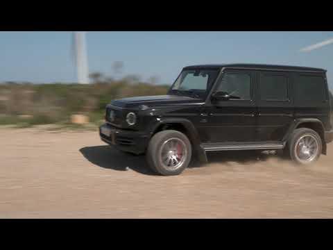 Mercedes-AMG G 63 obsidian black metallic (off-road)