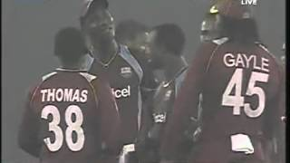 Bangladesh Vs Westindies 5th ODI 2012 Full Match Highlights December 08