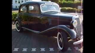 Mercedes Benz, 170V, W136 Baujahr 1938