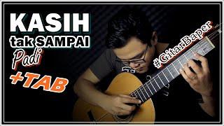 Download Lagu (Padi) Kasih tak Sampai - Classical Fingerstyle Guitar Cover mp3