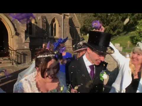 TRADITIONAL ENGLISH  WEDDING OF HENRY & FREYA LEONARD