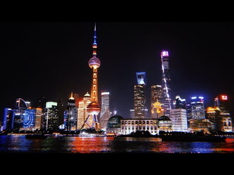 The Shanghai skyline is SICK (China Vlog #6)