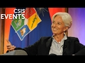 The Economic Imperative of Empowering Women - A Conversation with Christine Lagarde