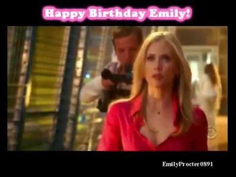 Emily Procter  Happy 40th Birthday