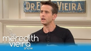 Joey McIntyre Opens Up About Therapy | The Meredith Vieira Show