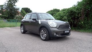 2014 MINI Cooper Countryman Start-Up, Full Vehicle Tour, 0-100km/h Run and Test Drive