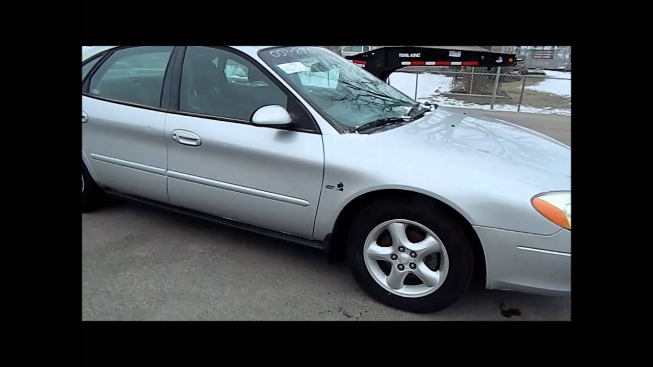 2000 ford taurus se for sale sold at auction march 21 2013