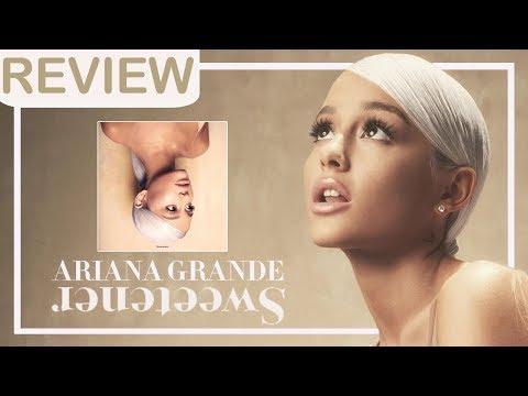 Ariana Grande - Sweetener REACTION + REVIEW