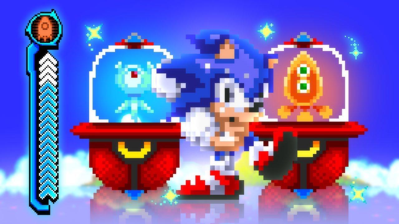 Sonic 3 AIR: Wisp & Modern Abilities