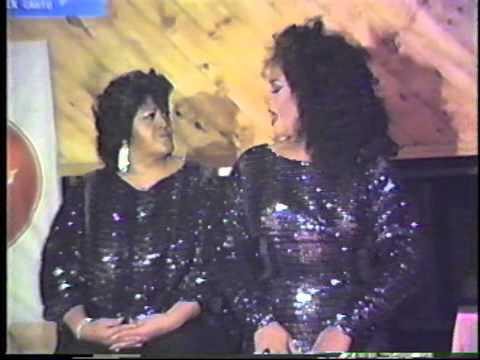 Crystals Hurricane GLORIA Aids Benefit 1985